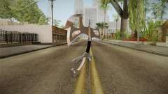 Chromed Battle Axe for GTA San Andreas
