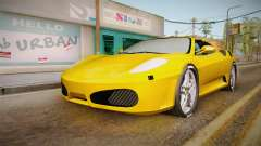 Ferrari F430 Spyder for GTA San Andreas
