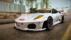 Ferrari F430GT 2010 27 Pacific Racing for GTA San Andreas