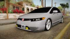 Honda Civic SI 2007 for GTA San Andreas