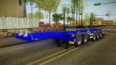 Trailer Container v3 for GTA San Andreas