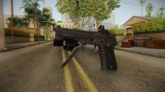 Battlefield 4 - M93R for GTA San Andreas