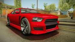 GTA 5 Bravado Buffalo 2-doors Coupe IVF