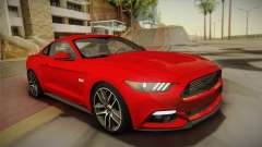Ford Mustang GT 2015 5.0