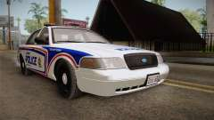 Ford Crown Victoria 2010 London, Ontario PD for GTA San Andreas