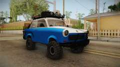 Trabant 601 4x4 Off Road for GTA San Andreas