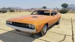 Dodge Challenger 70