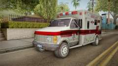Resident Evil - Ambulance for GTA San Andreas