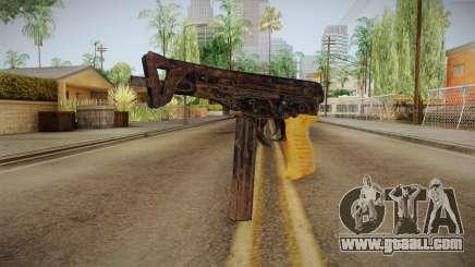 Survarium - Kiparis for GTA San Andreas
