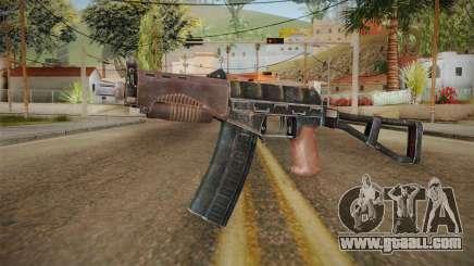 Survarium - SR-2M for GTA San Andreas