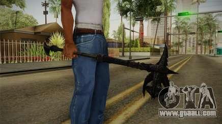 The Elder Scrolls V: Skyrim - Daedric War Hammer for GTA San Andreas