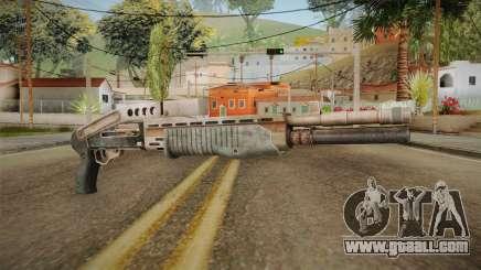 Survarium - SPAS-12 for GTA San Andreas