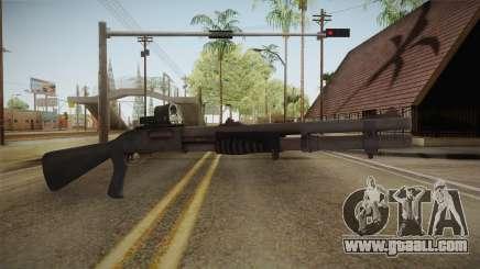 Battlefield 4 - 870 MCS for GTA San Andreas