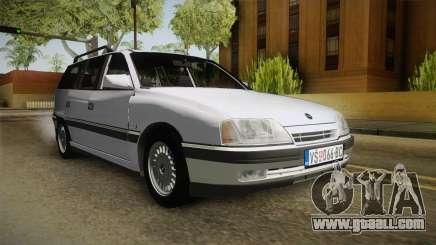 Opel Omega A Kombi for GTA San Andreas