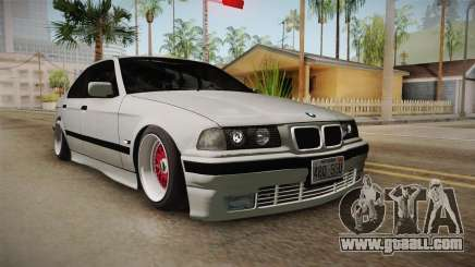 BMW 320i E36 Sedan for GTA San Andreas