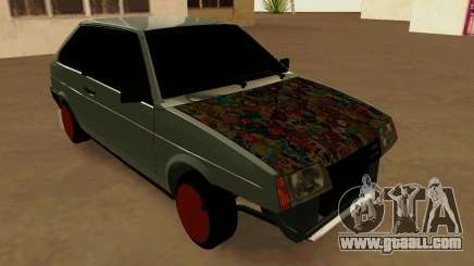 VAZ 2108 Tramp for GTA San Andreas
