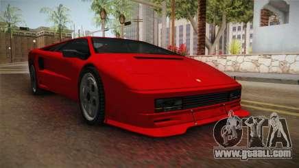 GTA 5 Pegassi Infernus Classic SA Style for GTA San Andreas