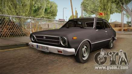 Toyota Corolla 1977 for GTA San Andreas