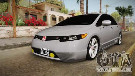 Honda Civic SI 2007 for GTA San Andreas