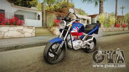 Fazer-250 for GTA San Andreas