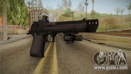 Battlefield 4 - Desert Eagle for GTA San Andreas