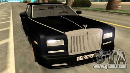 Rolls-Royce Phantom for GTA San Andreas