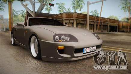 Toyota Supra Cabrio for GTA San Andreas
