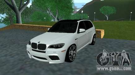 BMW X5 E70 Armenian for GTA San Andreas