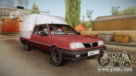 Daewoo-FSO Polonez Truck Plus 1.6 GLi for GTA San Andreas
