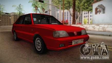 Daewoo-FSO Polonez Atu Plus 1.6 GLi for GTA San Andreas