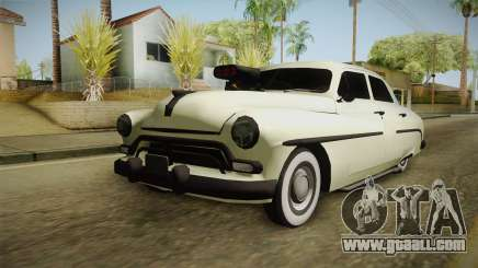 Mercury Monterey Sedan 1950 for GTA San Andreas