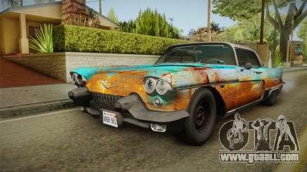 Cadillac Eldorado Brougham 1957 Rusty IVF for GTA San Andreas