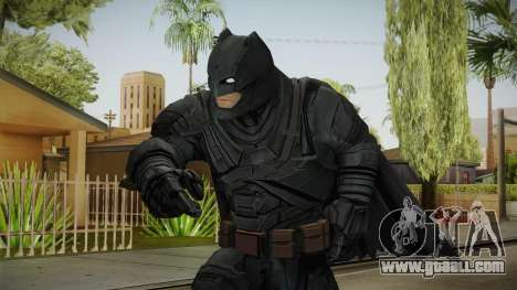 Batman vs. Superman - Batman Armor for GTA San Andreas