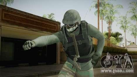 Skin Set of GTA 5 Online for GTA San Andreas