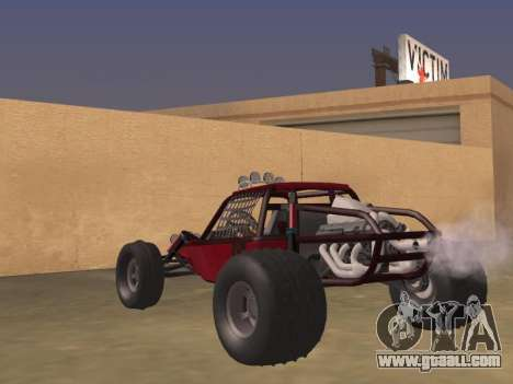 Dune Y.A.R.E Buggy for GTA San Andreas