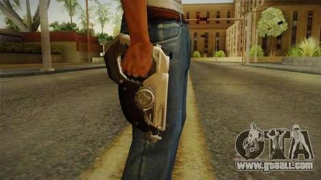Overwatch 9 - Tracers Pulse Gun v2 for GTA San Andreas third screenshot