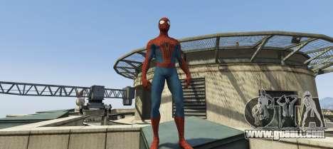 GTA 5 The Amazing Spider-Man 2