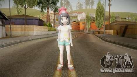 Pokemon SM - Selene v2 for GTA San Andreas second screenshot