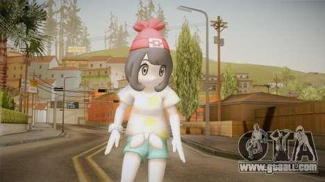 Pokemon SM - Selene v2 for GTA San Andreas