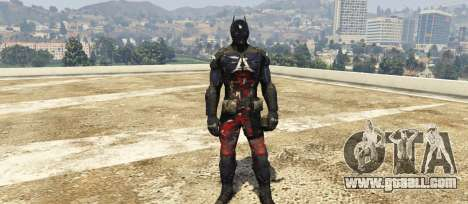 GTA 5 Arkham Knight