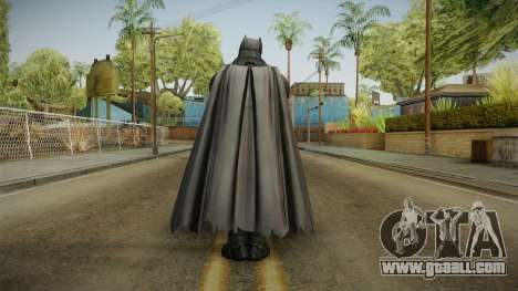 Batman vs. Superman - Batman Armor for GTA San Andreas third screenshot