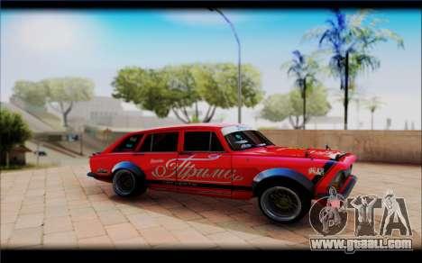 Moskvich 2734 for GTA San Andreas