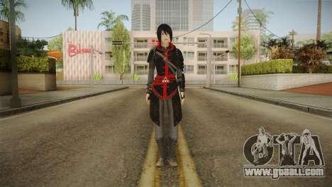 Shao Jun Hoodie Down for GTA San Andreas second screenshot