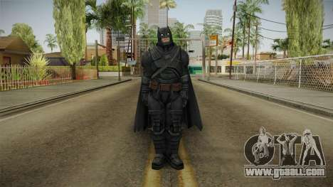 Batman vs. Superman - Batman Armor for GTA San Andreas second screenshot