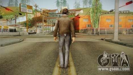 The Walking Dead: No Mans Land - Rick for GTA San Andreas third screenshot