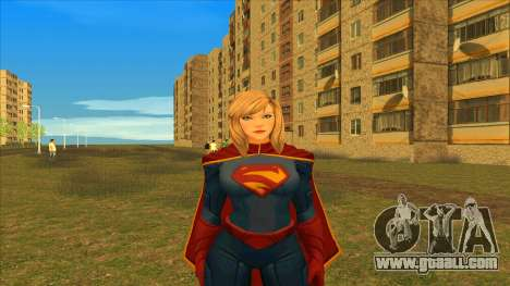 Supergirl Legendary from DC Comics Legends for GTA San Andreas