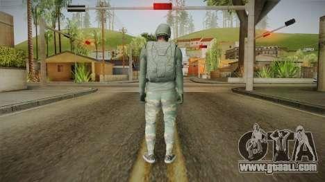 Skin Set of GTA 5 Online for GTA San Andreas third screenshot