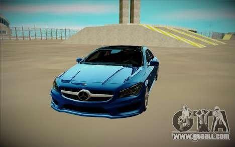 Mercedes-Benz CLA 200 for GTA San Andreas right view