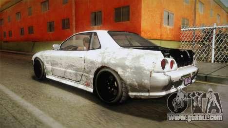 GTA 5 Annis Elegy Retro Custom v2 IVF for GTA San Andreas engine