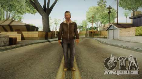 The Walking Dead: No Mans Land - Rick for GTA San Andreas second screenshot